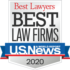U.S. News & World Report:  Best Law Firm